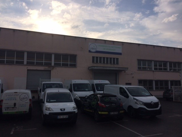 Location local commercial Strasbourg 12811€ CC - Photo 1