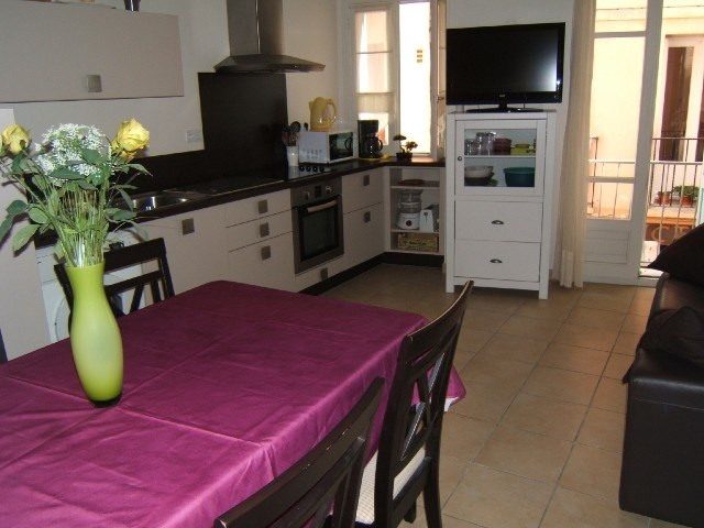 Vacation rental apartment Collioure 367€ - Picture 2