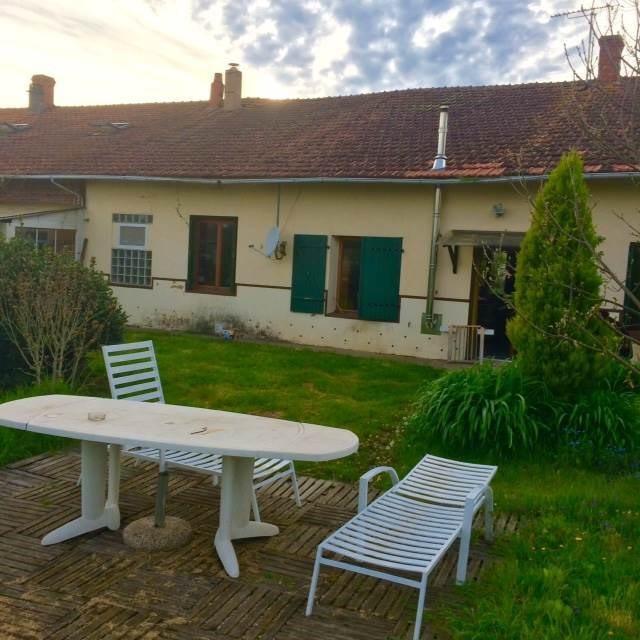 Sale house / villa 7 mns cuisery / louhans 119000€ - Picture 1