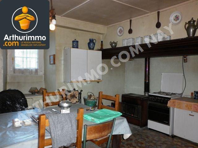 Vente maison / villa Louvie juzon 80990€ - Photo 5