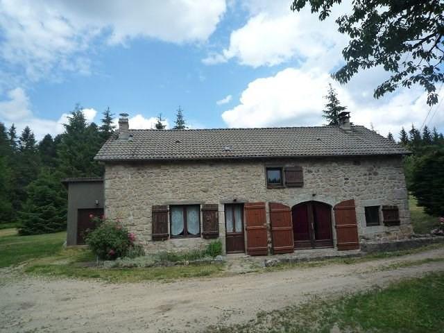Rental house / villa Tence 655€ CC - Picture 1