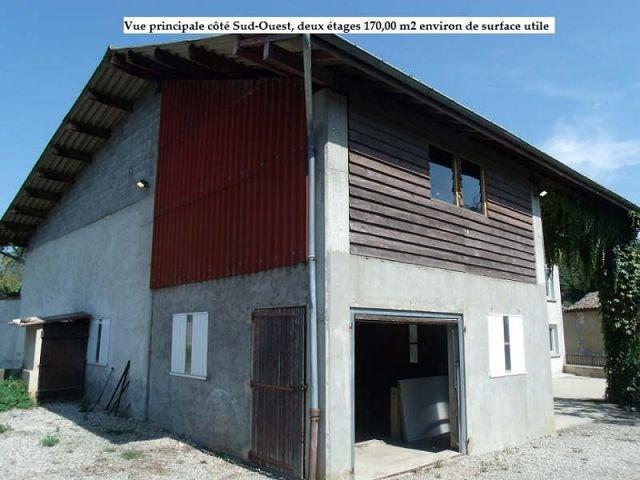 Vente maison / villa St simeon de bressieux 79000€ - Photo 1