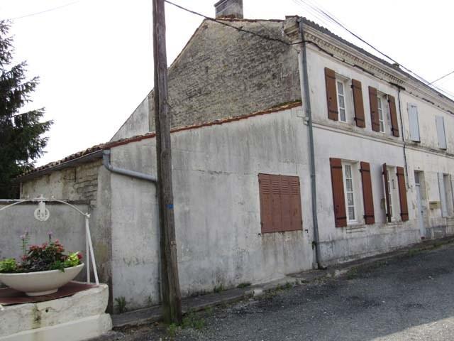 Sale house / villa Authon-ébéon 64500€ - Picture 8