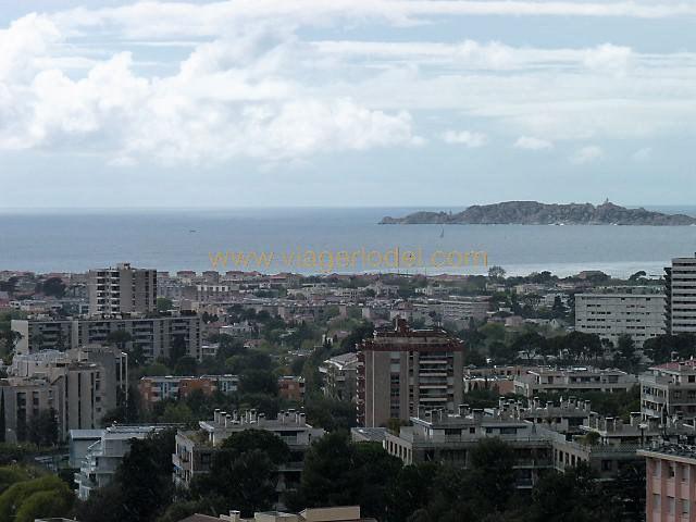 Verkauf auf rentenbasis wohnung Marseille 9ème 93000€ - Fotografie 6