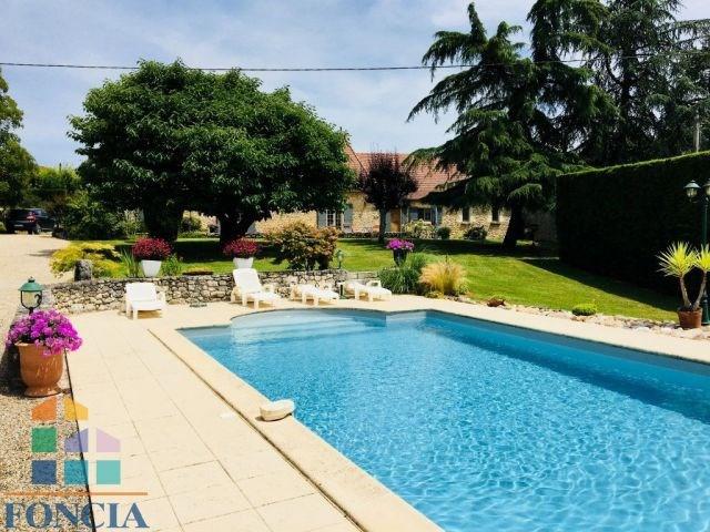 Verkauf von luxusobjekt haus Liorac-sur-louyre 469000€ - Fotografie 15