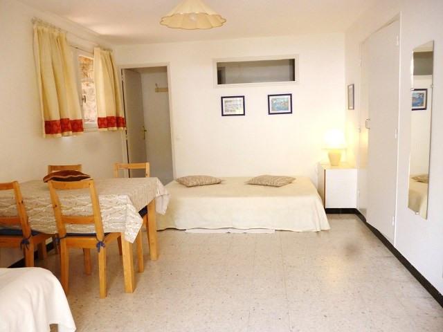 Location vacances appartement Le lavandou 340€ - Photo 1