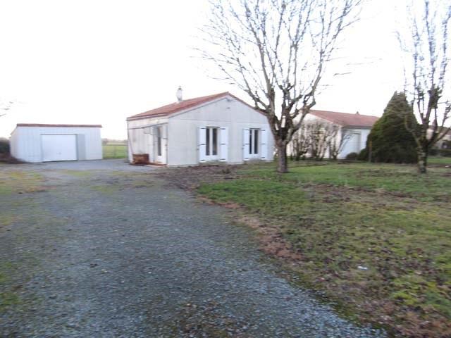 Vente maison / villa Villeneuve-la-comtesse 69800€ - Photo 2