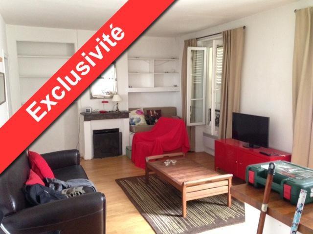 Location appartement Paris 14ème 1300€ CC - Photo 1
