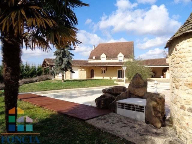 Vente maison / villa Saint-chamassy 388 000€ - Photo 1