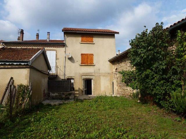 Location maison / villa Le grand serre 673€ CC - Photo 1