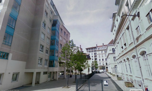 Rental apartment Lyon 1er 876€ CC - Picture 1