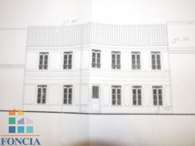 Maison de ville restaurée