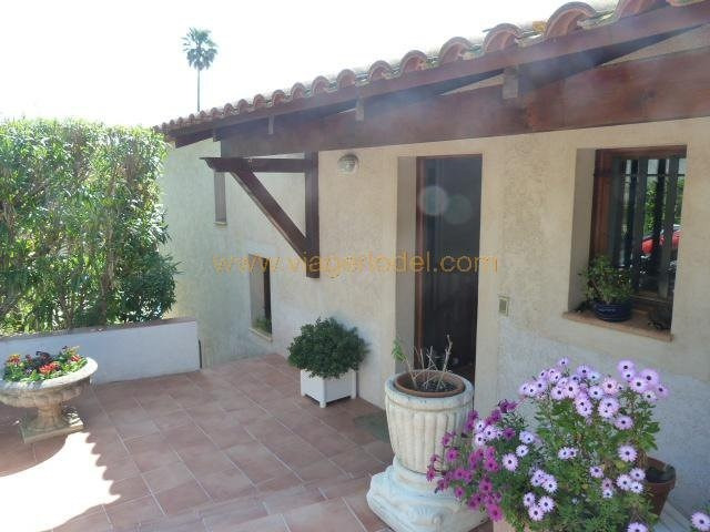Life annuity house / villa Cagnes-sur-mer 155 000€ - Picture 2