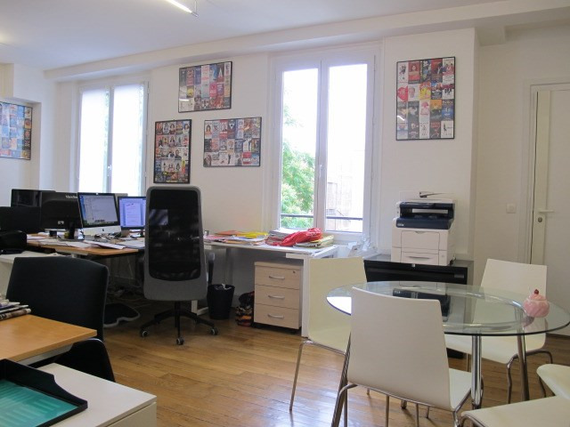 Location bureau Paris 10ème 2 120,54€ HT/HC - Photo 1