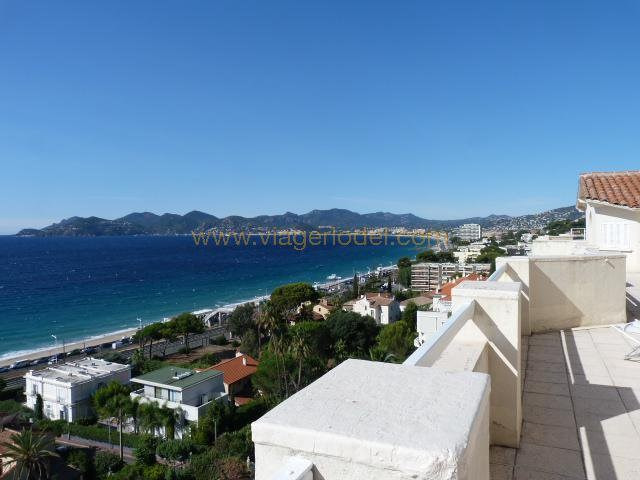 Life annuity apartment Cannes 590 000€ - Picture 2