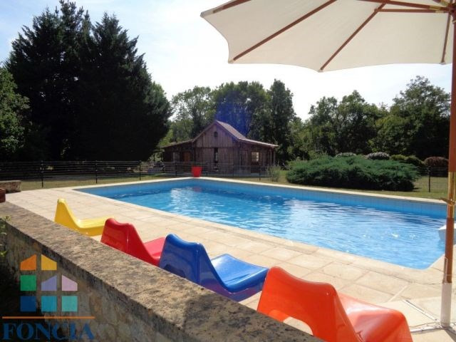 Vente maison / villa Mussidan 348 000€ - Photo 2