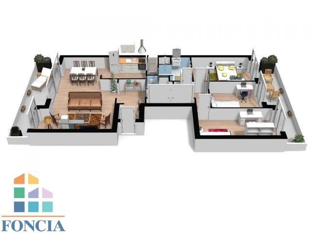 Vente appartement Bourg-en-bresse 295000€ - Photo 7