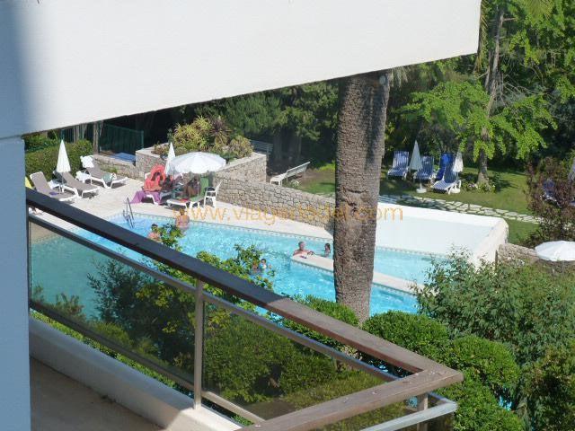 Vendita nell' vitalizio di vita appartamento Golfe-juan 230000€ - Fotografia 2