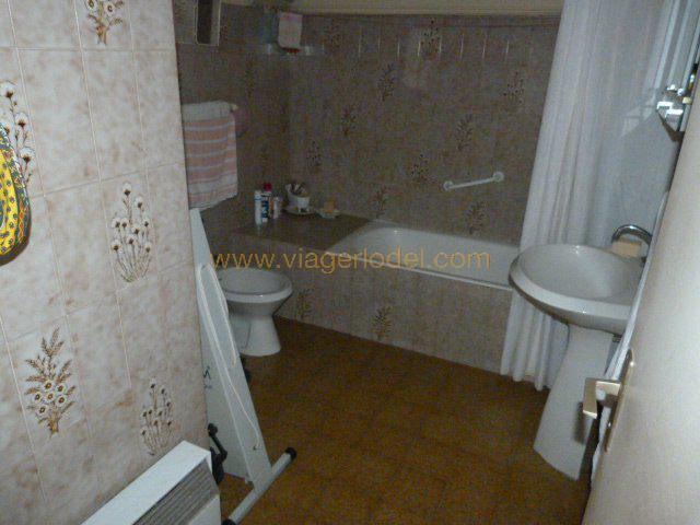 Vendita nell' vitalizio di vita appartamento Cagnes-sur-mer 55000€ - Fotografia 9