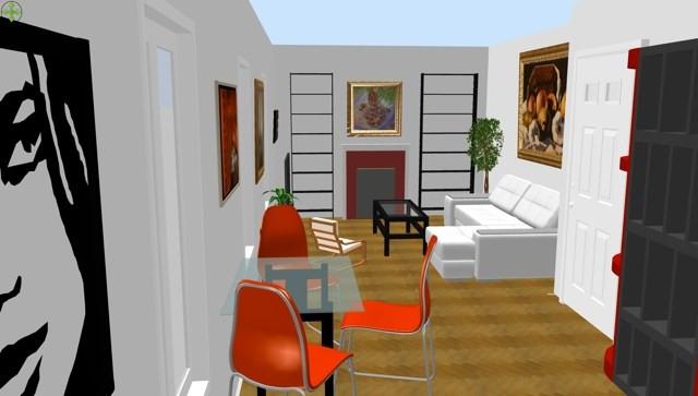 Vente appartement Paris 17ème 470000€ - Photo 2