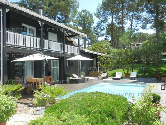 Location vacances maison / villa Lacanau-ocean 2 465€ - Photo 1