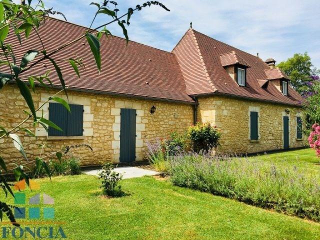 Verkauf von luxusobjekt haus Liorac-sur-louyre 469000€ - Fotografie 14