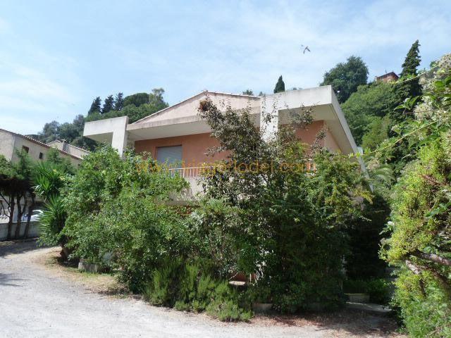 Vitalicio  casa Cagnes-sur-mer 195000€ - Fotografía 4
