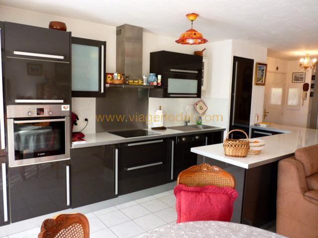 Verkauf auf rentenbasis wohnung Saint-raphaël 97500€ - Fotografie 2