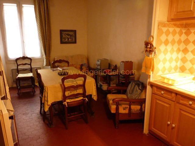 Life annuity house / villa La roquebrussanne 64400€ - Picture 1