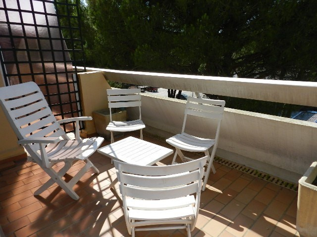 Location vacances appartement La grande motte 286€ - Photo 1