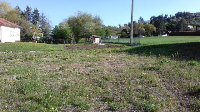 Verkoop  stukken grond Saint-bonnet-les-oules 157000€ - Foto 1