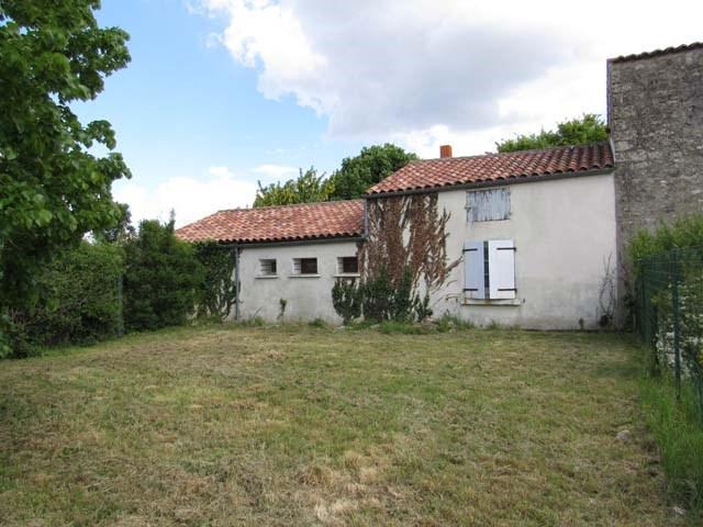 Sale house / villa La jarrie-audouin 85600€ - Picture 3