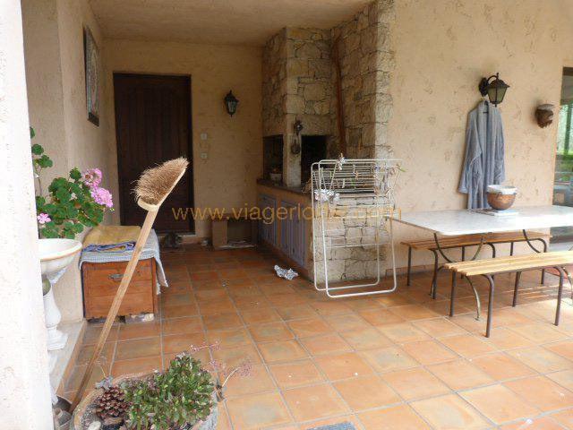 Viager maison / villa Roquefort-les-pins 360000€ - Photo 8