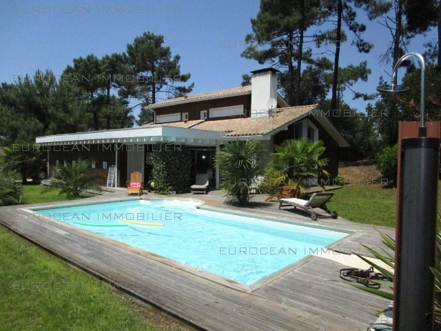 Location vacances maison / villa Lacanau-ocean 2 318€ - Photo 1