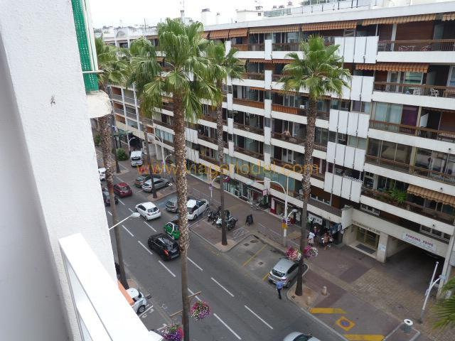 Life annuity apartment Cagnes-sur-mer 100 000€ - Picture 1