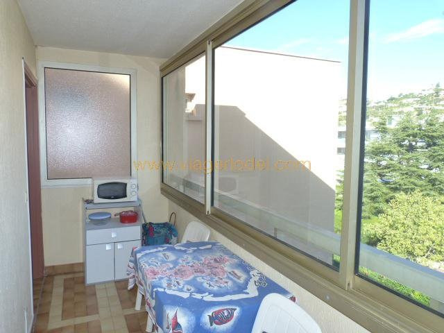 Viager appartement Golfe-juan 49 000€ - Photo 12