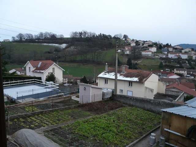 Venta  casa Unieux 168000€ - Fotografía 7