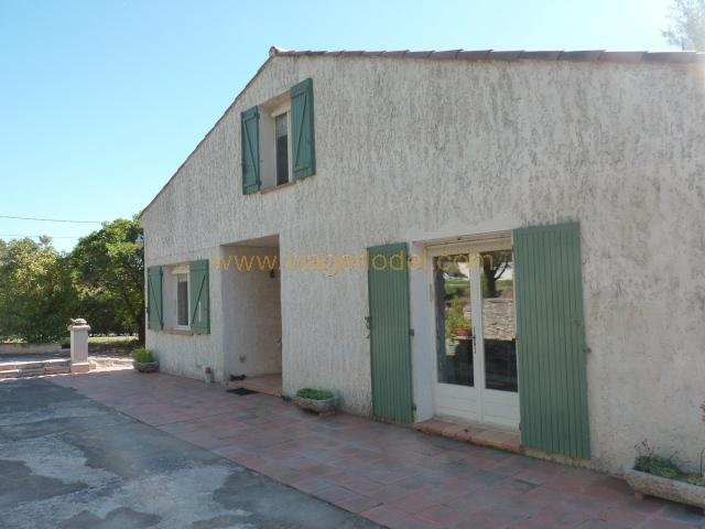 Life annuity house / villa Mimet 110 000€ - Picture 2