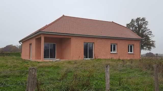 Vente maison / villa Branges 5 minutes 185000€ - Photo 1
