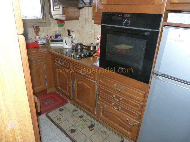 Verkauf auf rentenbasis wohnung Cagnes-sur-mer 140000€ - Fotografie 6