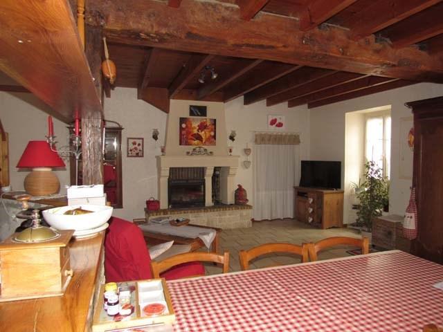 Vente maison / villa Les eglises d'argenteuil 117000€ - Photo 2