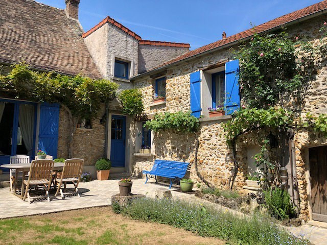 Sale house / villa Leuville sur orge 499000€ - Picture 1