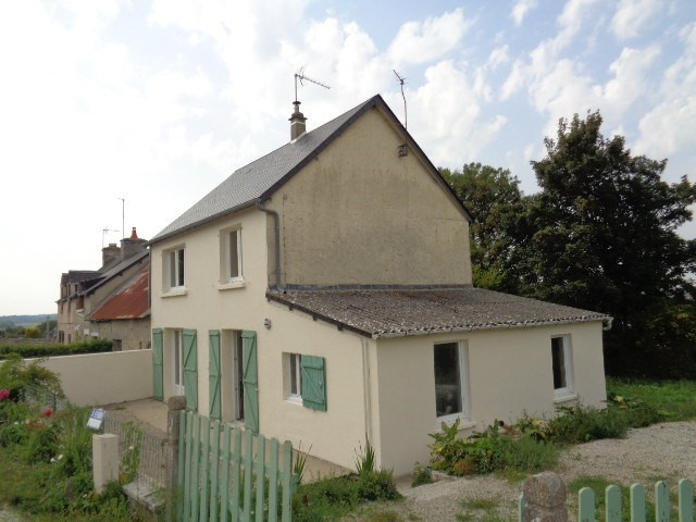 Vendita casa Beuzeville la bastille 99000€ - Fotografia 3
