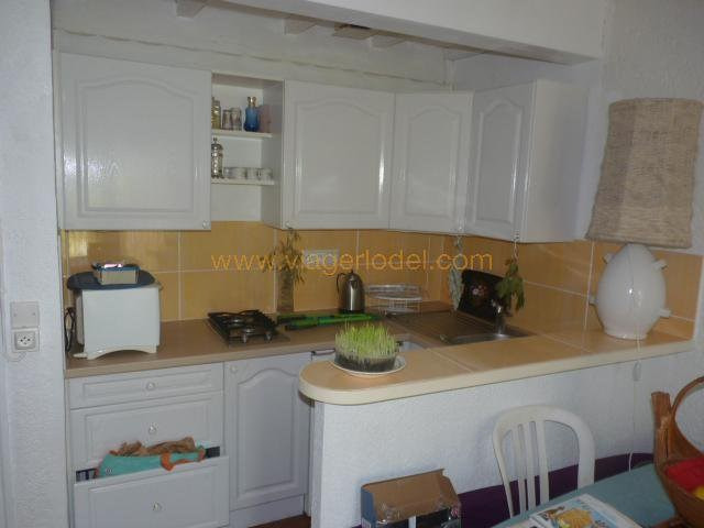 Life annuity apartment Fréjus 52 000€ - Picture 6