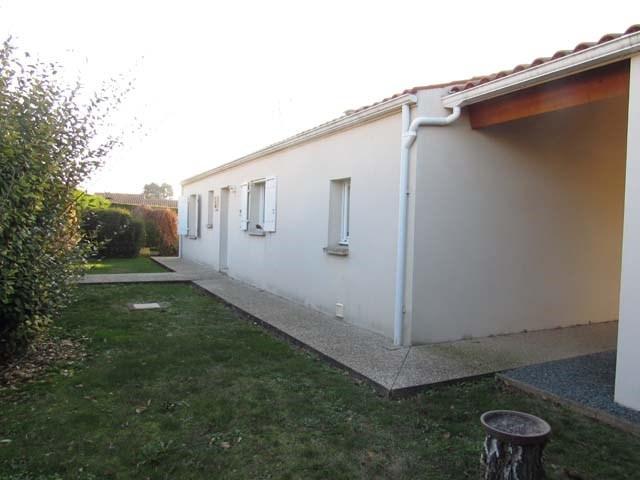 Vente maison / villa Villeneuve-la-comtesse 133125€ - Photo 3