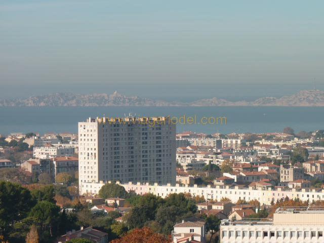 Viager appartement Marseille 9ème 63000€ - Photo 1