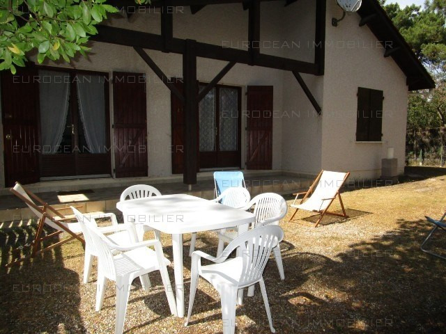 Location vacances maison / villa Lacanau-ocean 655€ - Photo 1