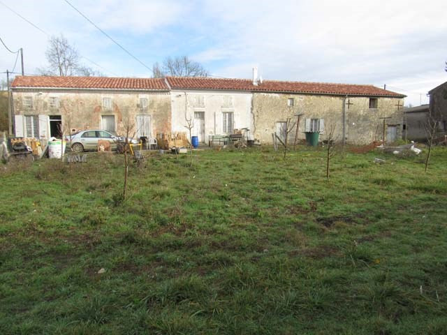 Vente maison / villa Puyrolland 117 100€ - Photo 1