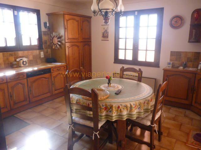 Vitalicio  casa Le cannet-des-maures 180000€ - Fotografía 5