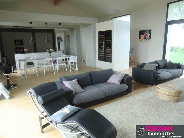 Deluxe sale house / villa Montgiscard secteur 470000€ - Picture 7